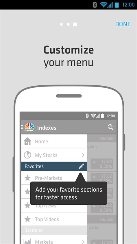 mobile cnbc cnbc play store top apps app
