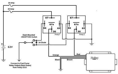holley dominator efi wiring diagram wiring diagram