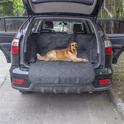pet car back seat protector hammock non slip waterproof cargo liner safety hammock pet car