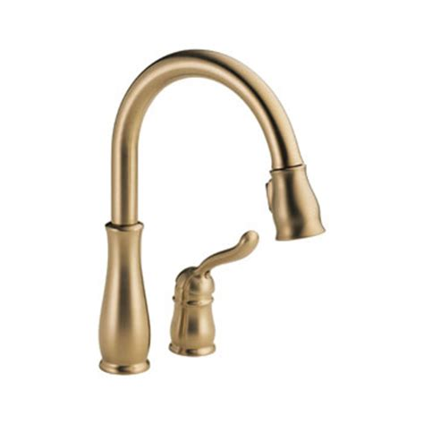 delta leland single handle pull down sprayer kitchen faucet in chrome featuring magnatite delta 978 czwe dst leland single handle pull down kitchen