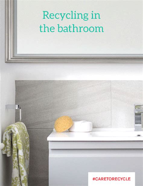 bathroom recycling care to recycle recyclable healthy essentials 174 packaging