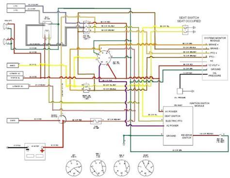 2006 cub cadet rzt 50 wiring diagram 36 wiring diagram