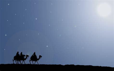 wallpaper christmas com christmas magi camels star road the way bethlehem gifts