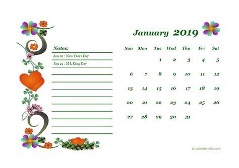 monthly calendar template design  printable templates