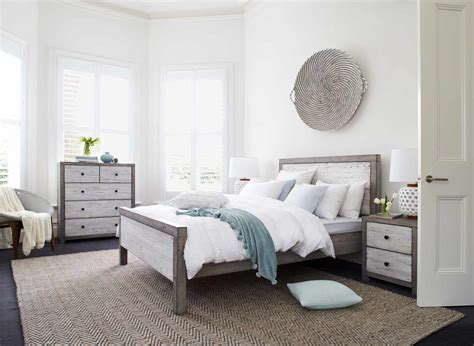 Forty Winks Bedroom Furniture Bay Bed Frame Rustic White Bedroom Furniture Forty Winks