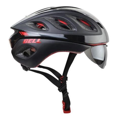 Helm Bell Pro Helm Bell Pro Shield Schwarz Rot 2016 Probikeshop