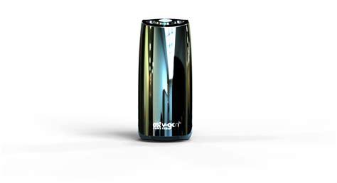 Dispenser New Viva oxygen powered viva e 60 day chrome dispenser