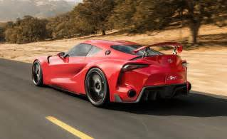 Toyota Sports 2018 Toyota Sports Car Don T Call It A Supra On Second