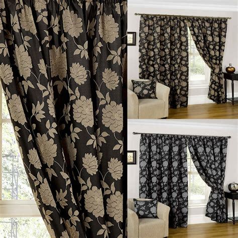 curtains cream and black black gold and cream curtains curtain menzilperde net