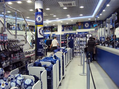 chelsea store panoramio photo of chelsea fc official store inside