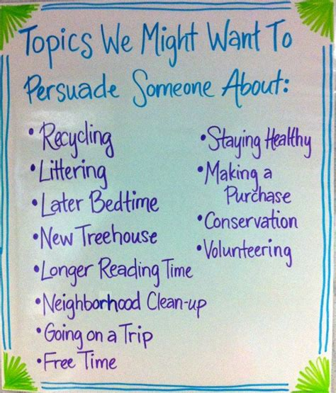 interesting persuasive speech topics for grade sles