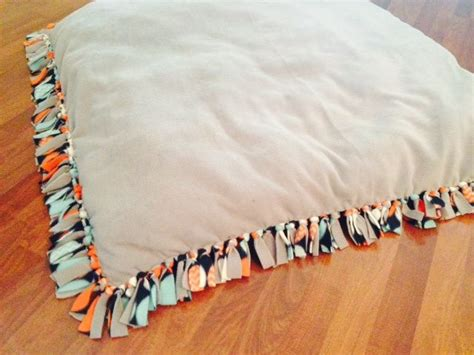 No Sew Floor Pillow For Baby by No Sew Floor Pillow Awesome Baby Gifts And Blankets