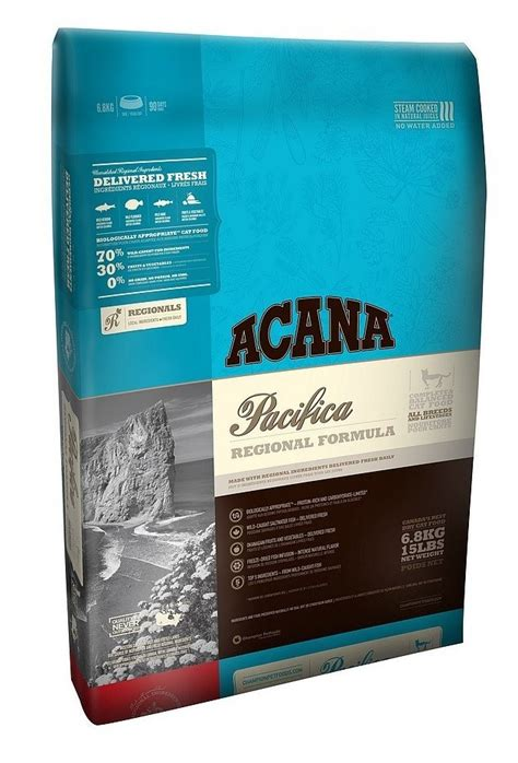 Acana Pasifica acana pacifica cats kittens food review