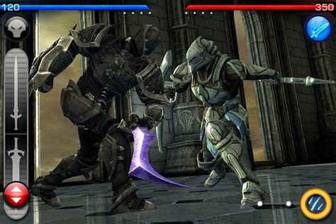 infinity blade on pc infinity blade arena adds multiplayer gadg
