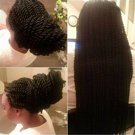 Rope Twists Hairstyles by Rope Twist Hairstyles