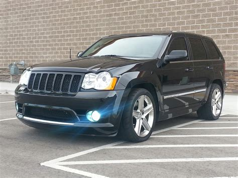 Srt8 Jeep 2008 2008 Jeep Srt8 Magnuson Supercharged 1 4 Mile