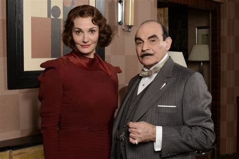 the big four poirot halloween uk tv schedule what to watch this week mirror online