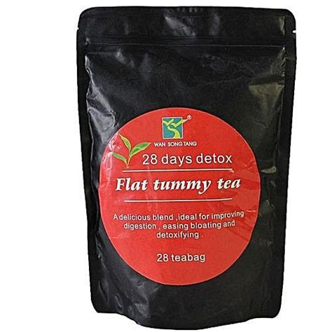 Flat Belly Tea Detox Reviews by Buy Flat Tummy Tea 28 Days Detox Tea Best Prices