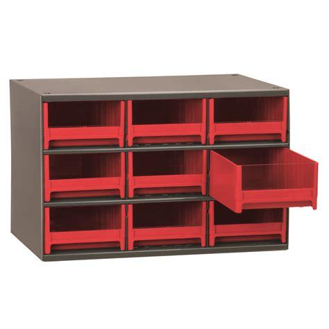 akro mils drawer bin cabinet akro mils 19 metal storage cabinet stackable 9
