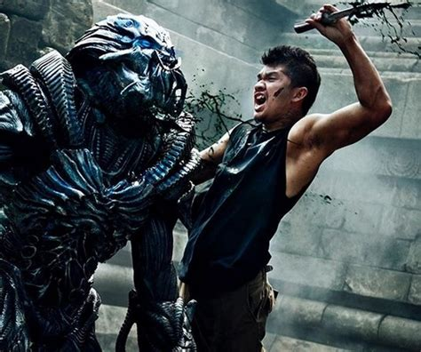 Film Baru Iko Uwais 2017 | film hollywood terbaru iko uwais beyond skyline akan