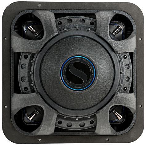 Speaker Subwoofer Kicker kicker l7s12 car audio baric 12 subwoofer square l7
