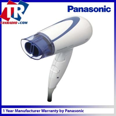 Panasonic Foldable Hair Dryer panasonic hair dryer 1600 w 2 speed selections foldable handle pana eh nd40 health personal care