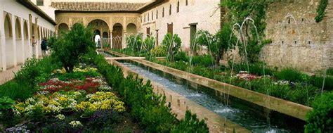 imagenes de jardines arabes alhambra de granada maravillas de espa 241 a por sole 225