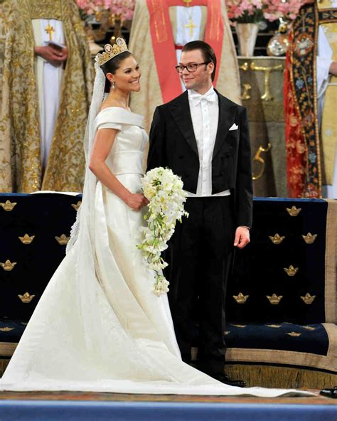 The 15 Best Royal Wedding Dresses of All Time   Martha Stewart Weddings