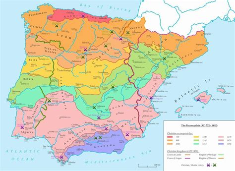reconquista del reino de 8408176129 la organizaci 243 n territorial durante la reconquista geograf 237 a infinita