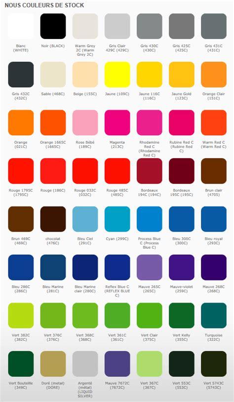 Palette De Couleurs by Palette De Couleurs Textiles M En Folie