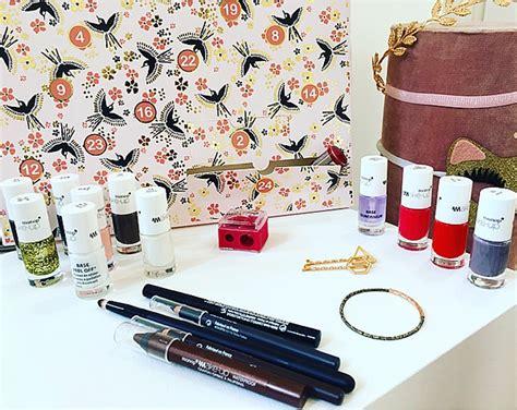 Calendrier De L Avent Maquillage Monoprix Calendrier De L Avent Monoprix Beaut 233 2016 Les Bons