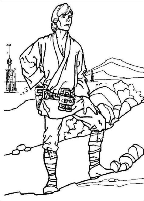 coloring pages of star wars 7 star wars 7 colouring pages