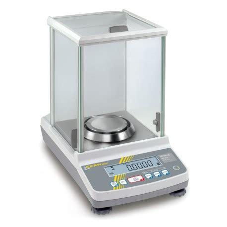 Analitical Balance kern abj 220 4nm analytical balance with verification option