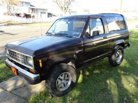 vehicle repair manual 1989 ford bronco electronic throttle control service manual car owners manuals for sale 1988 ford bronco electronic throttle control 1988