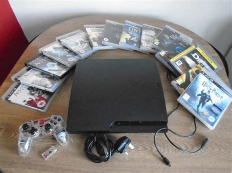 ps3 controller light codes like new 160gb ps3 14 games light up controller