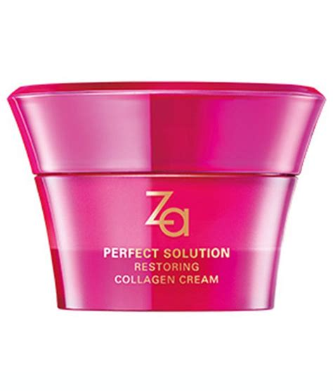 Rs Collagen za cosmetics solution restoring collagen 40g buy za cosmetics solution