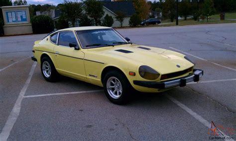 nissan datsun 1978 datsun 280z 1978