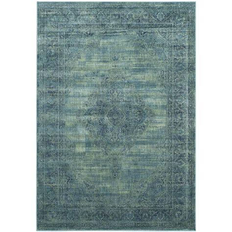 safavieh constellation vintage turquoise multi 2 ft 2 safavieh vintage turquoise multi 6 ft 7 in x 9 ft 2 in area rug vtg112 2220 6 the home depot