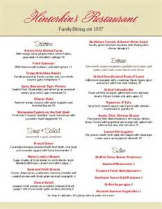 family dinner menu template family dinner menu 2 simple menus