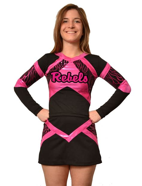 cheerleader cheer uniforms pin by mackenzie ruff on cheerleading uniforms pinterest