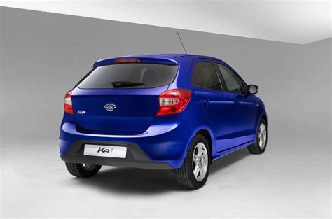 New Ford Ka  to cost from £8995   Autocar
