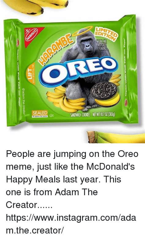 Oreo Meme - 25 best memes about oreo meme oreo memes