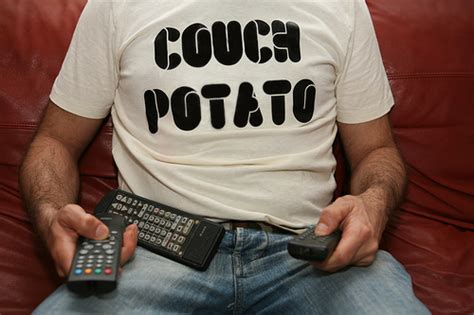 couch potato syndrome being inactive kills as many as cigarettes chcp blog