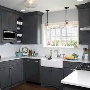Placement Of Kitchen Cabinet Knobs by Dark Gray Kitchen Cabinets