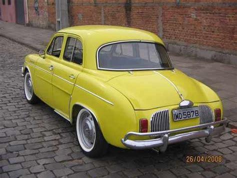 1959 renault 4cv 17 melhores ideias sobre renault dauphine gordini no
