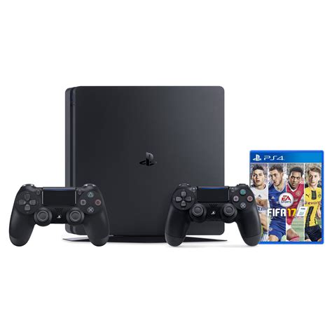 console playstation 4 500 go sony playstation 4 slim 500 go dualshock 4 v2 fifa