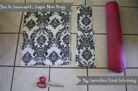 yoga mat case sewing pattern d i y cupcake d i y yoga mat bag a tutorial