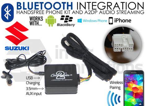 Suzuki Bluetooth Suzuki Bluetooth Adapter For And Free