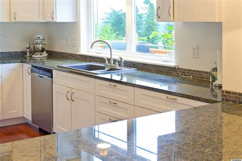 counter kitchen unclutter your clearing the kitchen counter of unnecessary small appliances huffpost