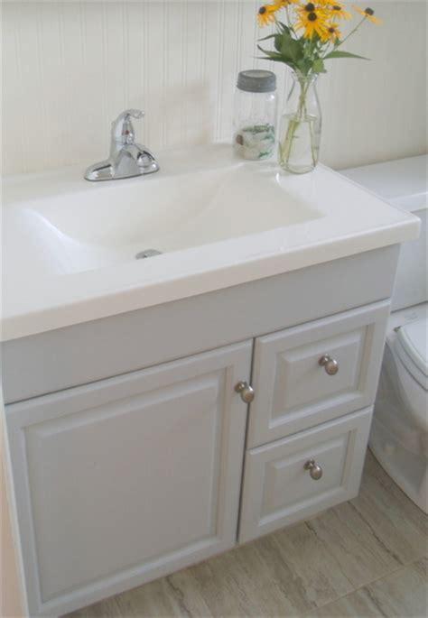 paintable bathroom vanity